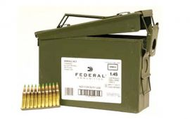 FEDERAL FED XM855LCAC1 556NATO 62GR 420/CAN