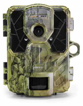 SPY POINT ULTRA COMPACT TRAIL CAMERA 11MP, CAMO