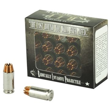 G2 RESEARCH RIP 40 S&W 115 GRAIN 20/500 SELF DEFENSE