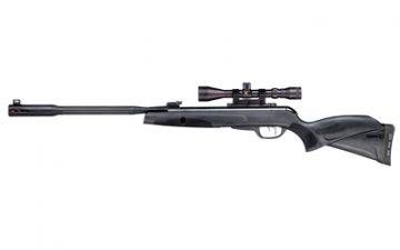GAMO WHISPER FUSION MACH 1 AIR RIFLE .22 W/3-9X40 SCOPE