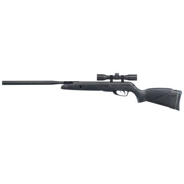 GAMO WILDCAT WHISPER AIR RIFLE .22 W/4X32 SCOPE
