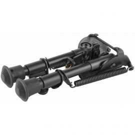 "HARRIS ENGINEERING BIPOD FIXED 6""-9"" BLACK"