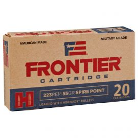 FRONTIER LAKE CITY 223REM 55GR SPIRE 20/500