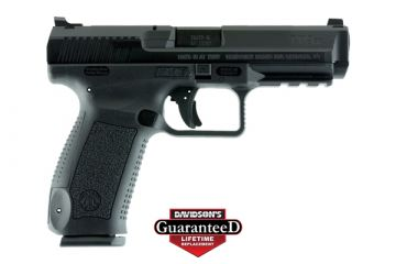 "CANIK TP9SF ONE SERIES 4.46"" BARELL 9MM 18RD"