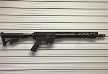 TEXAS EAGLE ARMORY SIDE CHARGING AR-15 5.56 BUILD W/ M-LOK RAIL