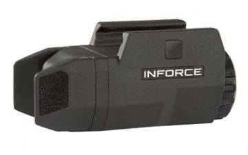 INFORCE APL-COMPACT WEAPON MOUNTED LIGHT WHITE LED 200 LUMENS