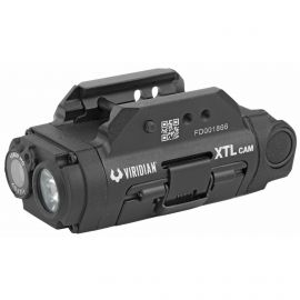 VIRIDIAN XTL G3 UNIVERSAL TACTICAL LIGHT/HD CAMERA COMBO 500LM-LED