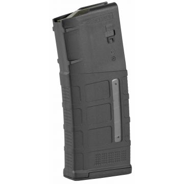 MAGPUL M3 MAGAZINE 308 WIN/7.62 25RD W/ WINDOW BLACK