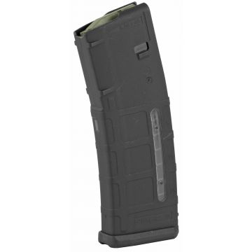 MAGPUL M2 MOE AR-15 MAGAZINE 5.56/223 30RD W/ WINDOW BLACK