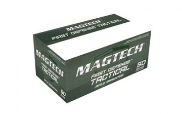 MAGTECH CBC FIRST DEFENSE TACTICAL 556NATO 62GR FMJ 50/1000