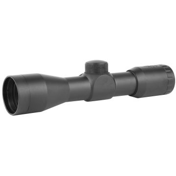 NCSTAR 4X30 COMPACT RIFLE SCOPE MAGNIFICATION BLUE LENS 30MM TUBE