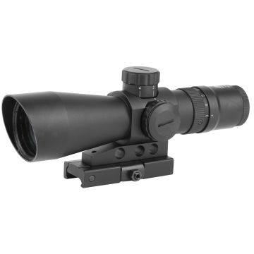 NCSTAR 3-9X42 MARKIII TACTICAL GENII 42MM LENS MIL-DOT ILLUMINATED