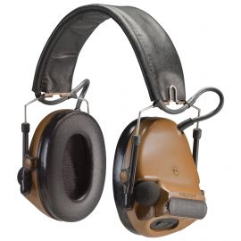 3M PELTOR COMTAC III Defender ACH Communication Headset (Coyote Brown)