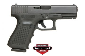 GLOCK 23 GEN4 40SW PST 13RD FIXED SIGHTS