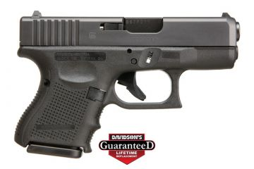 GLOCK 27 GEN4 40SW PST 9RD FIXED SIGHTS