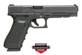 GLOCK 35 GEN4 40SW PST 15RD ADJUSTABLE SIGHTS