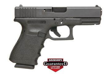 GLOCK 23 GEN3 40SW PST 13RD FIXED SIGHTS