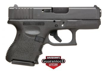 GLOCK 27 GEN3 40SW PST 9RD FIXED SIGHTS