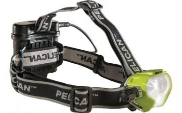PELICAN 2785 HEADLAMP LIGHT LED YELLOW