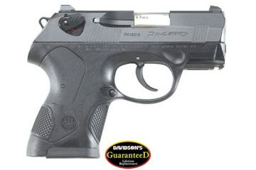 BERETTA PX4 STORM SUB COMPACT HANDGUN 9MM - FIXED SIGHTS -13+1 ROUNDS