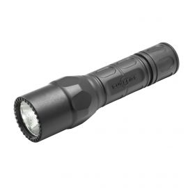 SUREFIRE G2X TACTICAL HANDHELD FLASHLIGHT BLACK 320 LUMES-LED