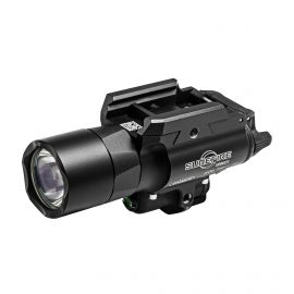 SUREFIRE WEAPOLIGHT X400U-A BLK 1000LM-LED W/ GREEN LASER