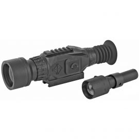 SIGHTMARK WRAITH DAY/NIGHT RIFLESCOPE 4-32X50 HD W/ REMOVABLE IR ILLUMINATOR