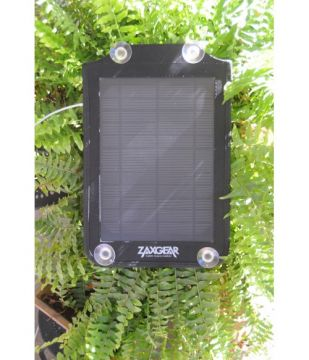 ZAXGEAR SF-110 5 WATTS LIGHT WEIGHT USB SOLAR PANEL CHARGER