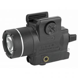 STREAMLIGHT TLR-4 TACTICAL LIGHT W/ RED LASER FOR SUB-COMPACT & COMPACT HANDGUNS
