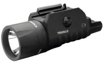 TRUGLO TRU-POINT LASER/FLASHLIGHT RED QUICK-DETACH