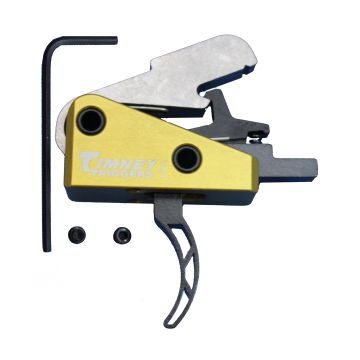 TIMNEY AR-15 SKELETON TRIGGER 3 LBS NON ADJUSTABLE