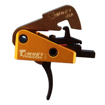 TIMNEY COMPETITION TRIGGER FITS AR-10 4LBS SOLID