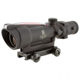 TRIJICON ACOG RIFLE SCOPE 3.5X35 RED CHEVRON RETICLE FOR .308