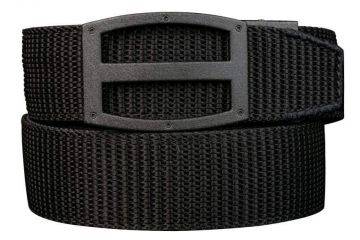 NEXBELT EDC TITAN PRECISEFIT GUN BELT W/ RATCHET TIGHTENING SYSTEM - BLACK