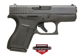 GLOCK 42 380 PST 6RD FIXED SIGHTS