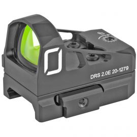 US OPTICS DRS 2.0 REFLEX SIGHT ENHANCED W/ 5 MOA RED DOT & PICATINNY MOUNT