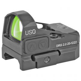 US OPTICS DRS 2.0 REFLEX SIGHT W/ 6 MOA RED DOT & PICATINNY MOUNT