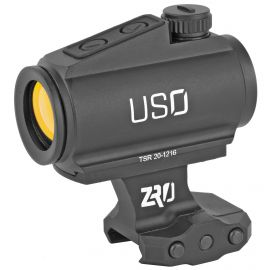 US OPTICS TSR-1X REFLEX RED DOT SIGHT 5 MOA W/ NIGHT VISION & ZRODELTA QD MOUNT
