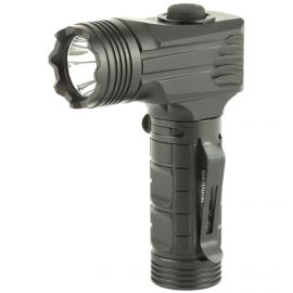 LEAPERS UTG CREE LED HANDHELD FLASHLIGHT W/ 400 LUMEN & BLACK FINISH