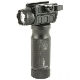 LEAPERS UTG NEW GEN GRIP FLASHLIGHT 400 LUMEN W/ QUICK DETACH