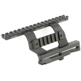 LEAPERS UTG – AK-47 SIDE MOUNT PRO QUICK DETACH