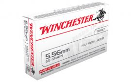 Winchester USA 5.56 55GR FMJ 20/1000
