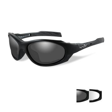 WILEY X XL-1 ADVANCED SUNGLASSES 2 LENS PACKAGE