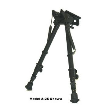 HARRIS BIPOD FIXED 13.5-27""