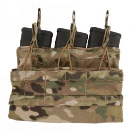 Tactical Taylor Fight Light 5.56 Triple HEX Mag Panel