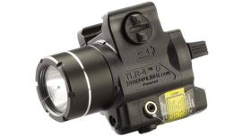 STREAMLIGHT TLR-4G TACTICAL LIGHT W/ GREEN LASER FOR SUB-COMPACT & COMPACT HANDGUNS