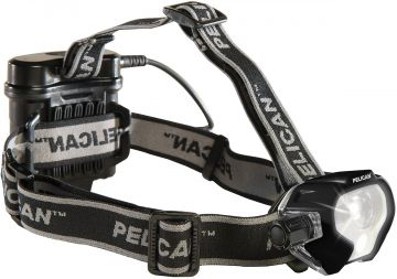 PELICAN 2785 HEADLAMP LIGHT LED BLACK