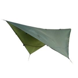 PROFORCE EQUIPMENT SNUGPAK ALL WEATHER SHELTER, HAMMOCK COVER, OLIVE