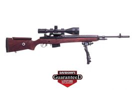 SPRINGFIELD ARMORY M1A/M21 7.62/.308 TACTICAL MODEL RIFLE W/ WALNUT STOCK