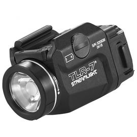 STREAMLIGHT TLR-7 LOW PROFILE RAIL MOUNTED TACTICAL WEAPON LIGHT 500 LUMEN